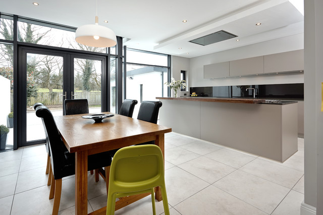 Kitchen Ideas Northern Ireland extension to semi-detached house, bangor northern ireland