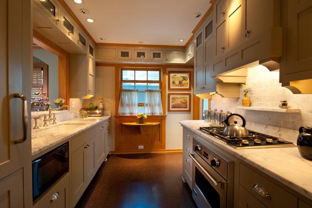 Exterior Traditional Kitchen Minneapolis By John