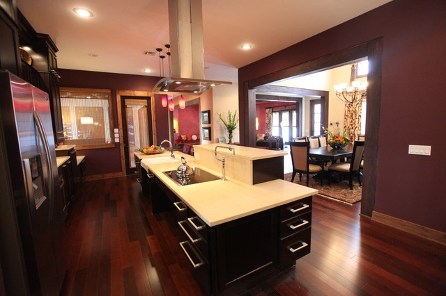 extreme kitchen makeover makeover contemporary kitchen dallas by 3645