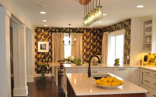 Extreme Makeover Home Edition Etters Pa Eclectic Kitchen Other Metro By Roost