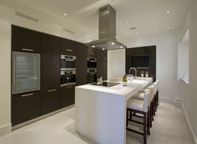 Fabulous interior designs llc modern kitchen other for Kitchen design houzz