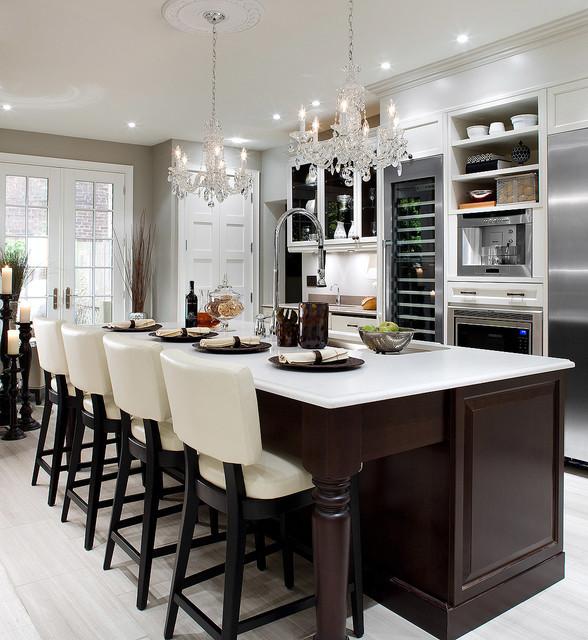 Fabulous Kitchens fabulous kitchens - traditional - kitchen - new york -brandon