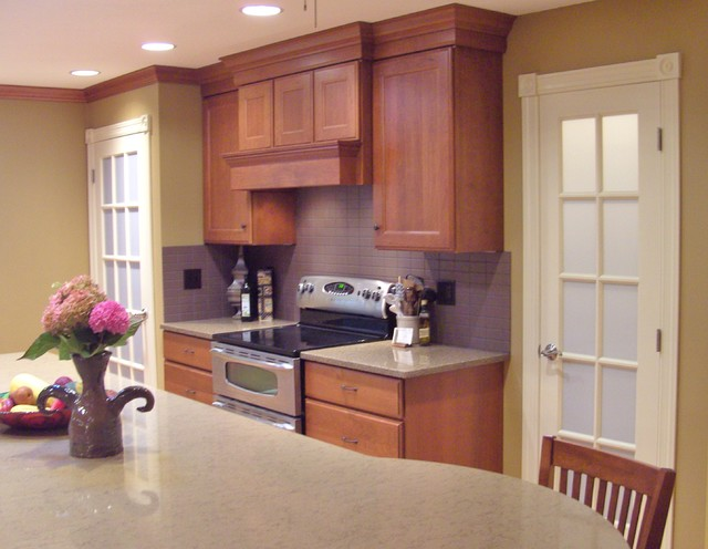 Fabulous Makeover Traditional Kitchen Other Metro By Kitchen Concepts Inc