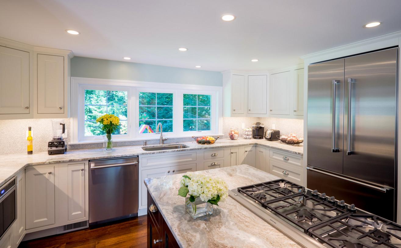 Fabulous Open Concept Kitchen