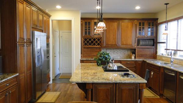 Fairfax Kitchen Design traditional-kitchen