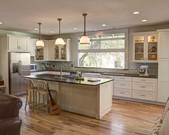 white kitchen flooring second floor addition home design ideas pictures remodel 1041