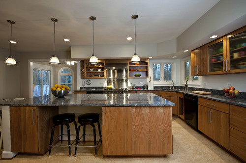 Houzz Call Islands We Love Part One Wellborn Cabinet Blog