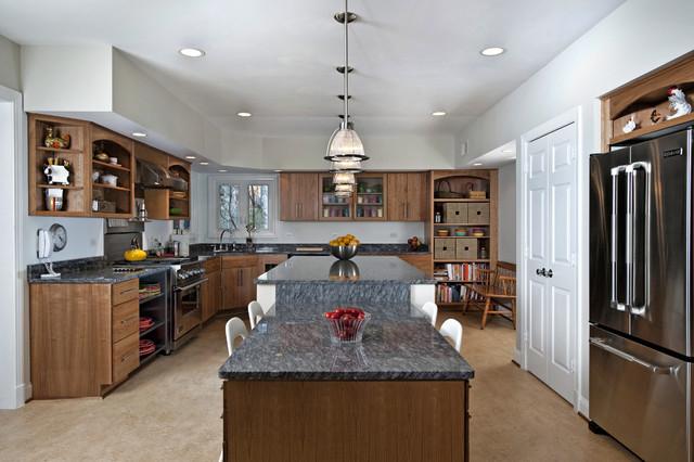 Fairfax Station Kitchen contemporary-kitchen