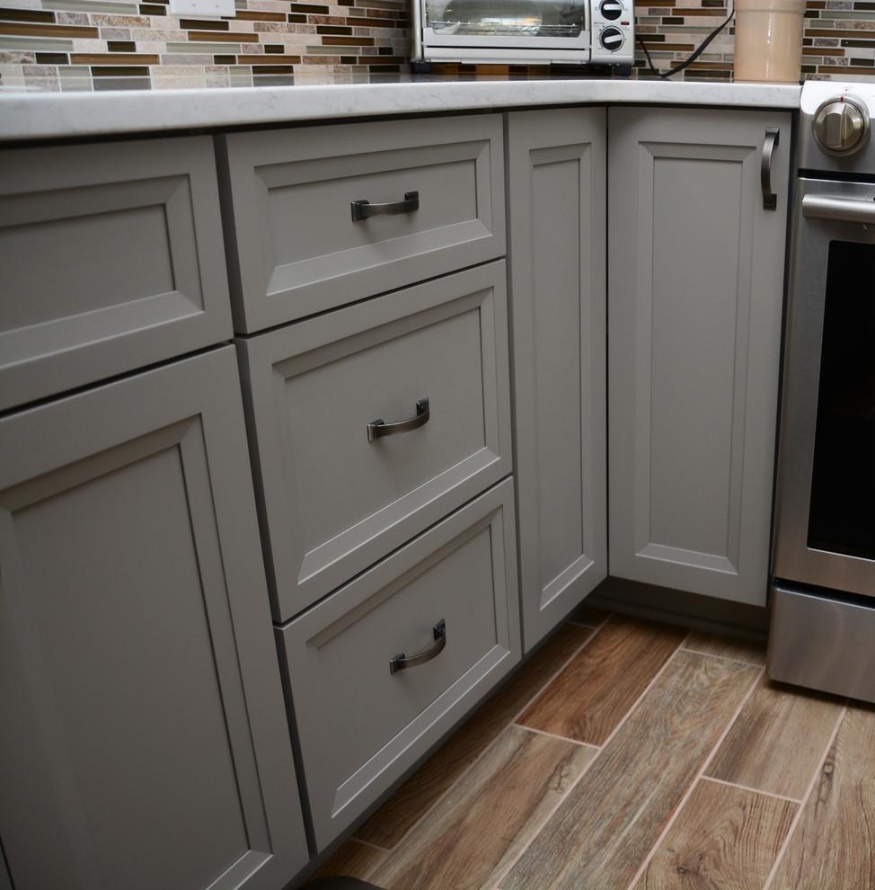 Fairfax, VA Kitchen Remodel - Transitional - Kitchen - DC ...
