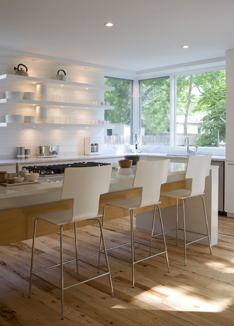 Fairfield House modern-kitchen