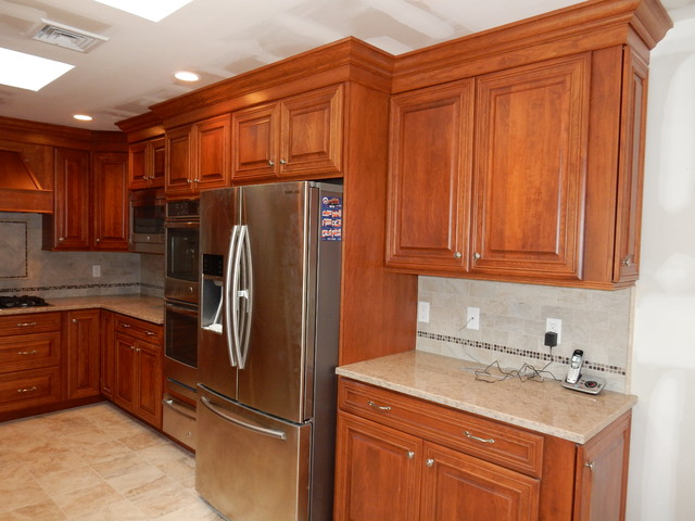 Fairfield Nj Kitchen 1 American Traditional Kitchen New York By Tac Home Remodeling