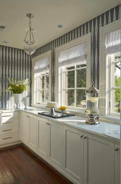 Fairhope Avenue Residence transitional-kitchen
