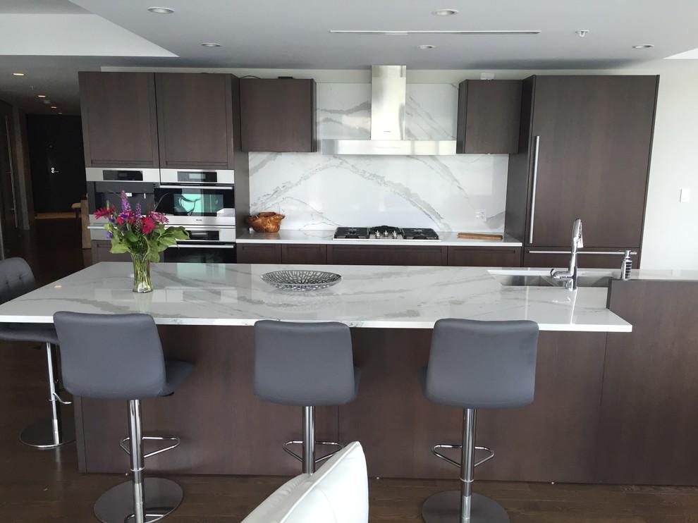Fairmont Residences Countertop Project - Contemporary ...