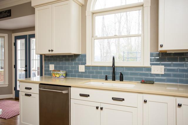 Fairway forest kitchen remodel transitional kitchen for Colorado kitchen designs llc