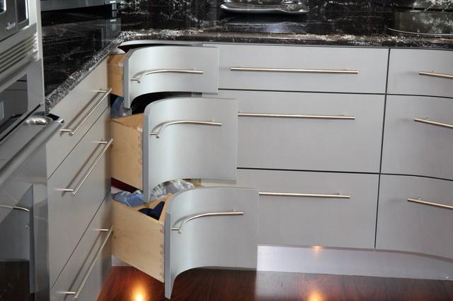 Newport Coast Kitchen modern-kitchen