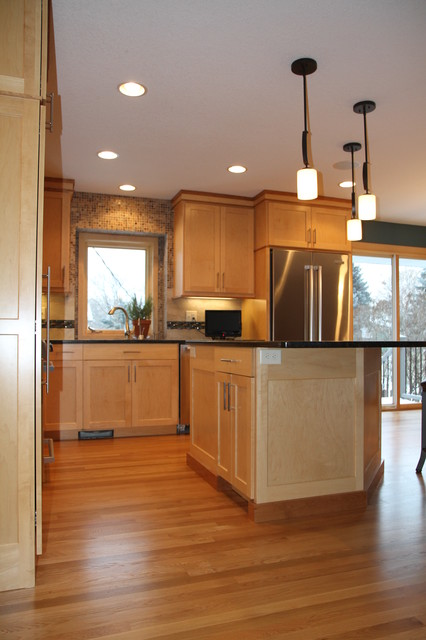 Falcon Heights Remodel traditional-kitchen