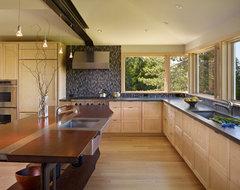 FALL CITY Renovation contemporary-kitchen
