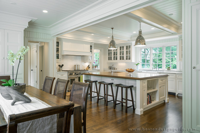Fallon Fine Cabinetry Millwork Custom Woodwork In Needham Ma Traditional Kitchen