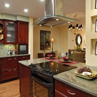 Falls Church Eclectic Kitchen eclectic kitchen