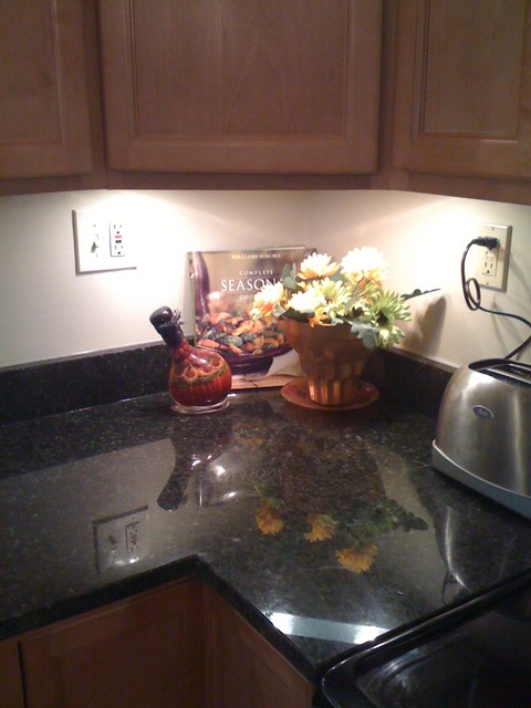 Falls Church Remodel Traditional Kitchen Dc Metro By Orion Of Virginia Llc