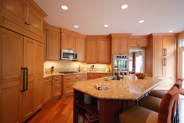 Falls Church Va Kitchen And Bathroom Remodel Traditional Kitchen Dc Metro By J Allen