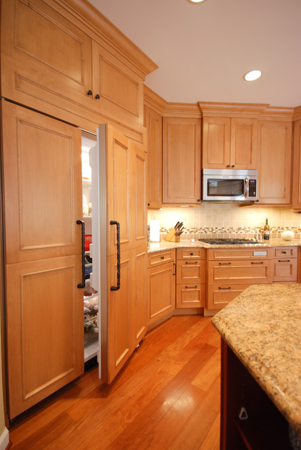 Falls Church Va Kitchen And Bathroom Remodel Traditional Kitchen Other Metro By J