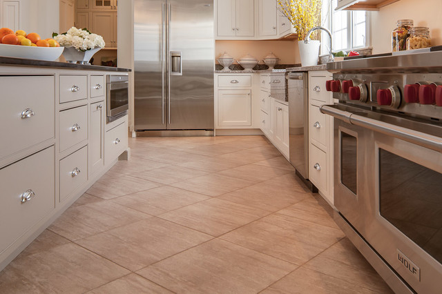Falmouth kitchen bath traditional kitchen portland maine by maine coast kitchen design - Kitchen design portland maine ...