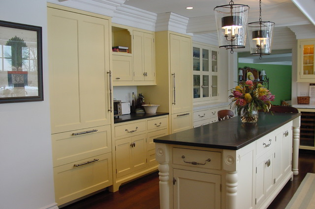 Falmouth Kitchen Remodel traditional-kitchen
