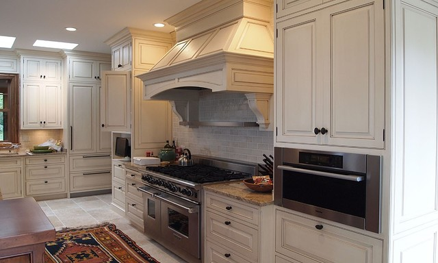 Falmouth, MA traditional kitchen