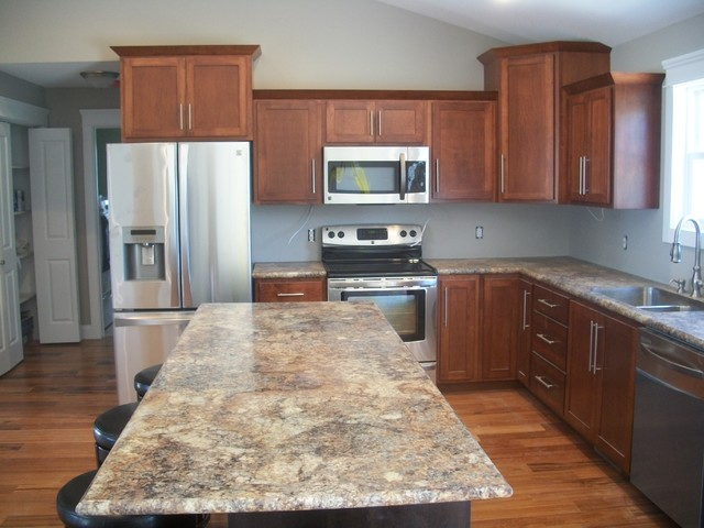 Family Function Traditional Kitchen St Louis By