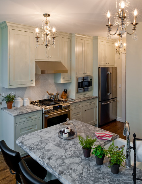 Family History traditional-kitchen