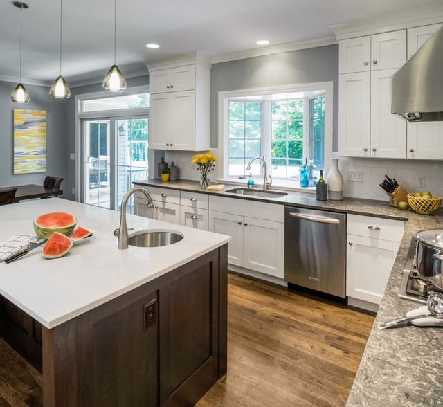 Family Home Kitchen Remodel