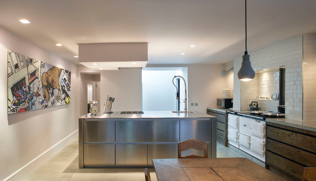 kitchen design notting hill family home notting hill contemporary kitchen 409