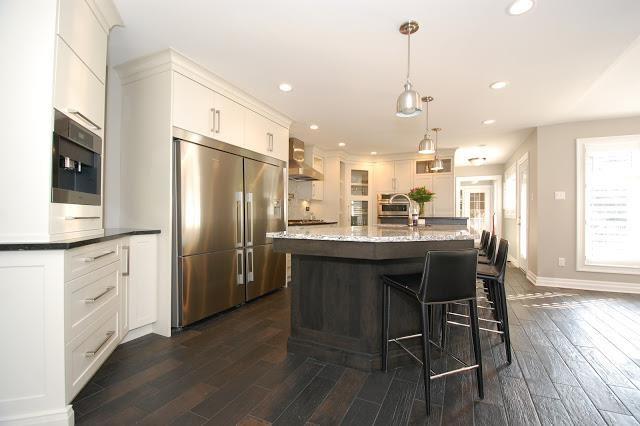 Family Kitchen - Designed By Patricia Fletcher traditional-kitchen