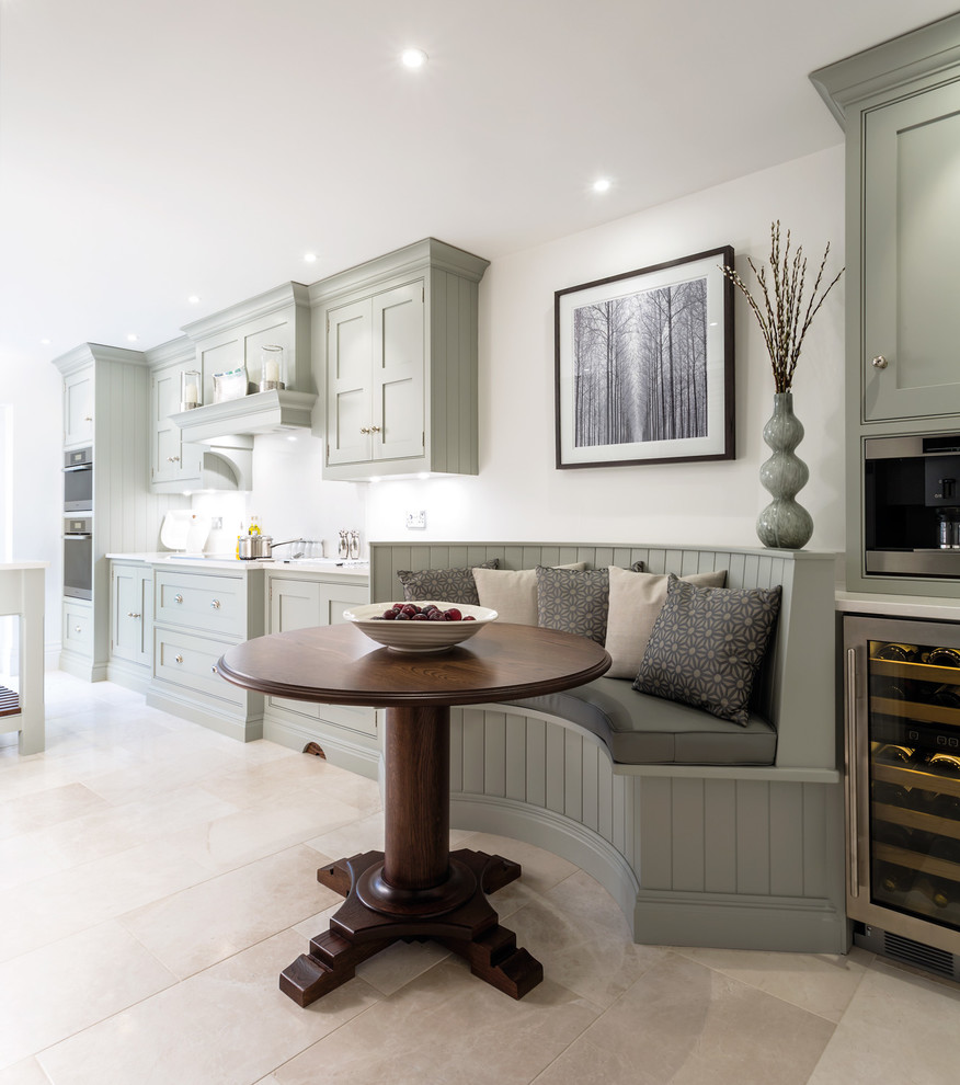 Family Kitchen Diner - Traditional - Kitchen - Manchester ...