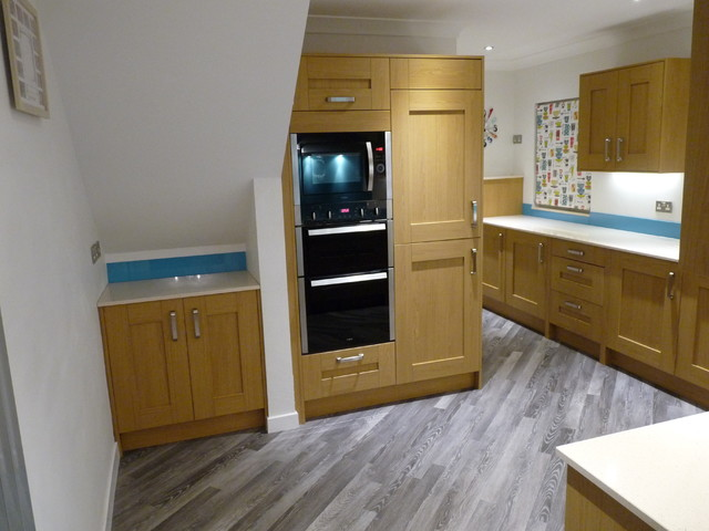 Family kitchen in hamilton glasgow for Kitchen ideas glasgow