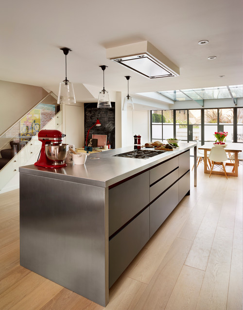 I Love The Crittall Style Windows And Doors