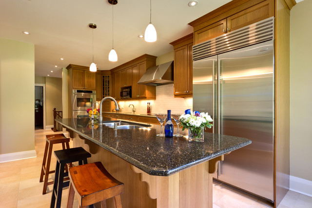 family of 8 needs space traditional-kitchen