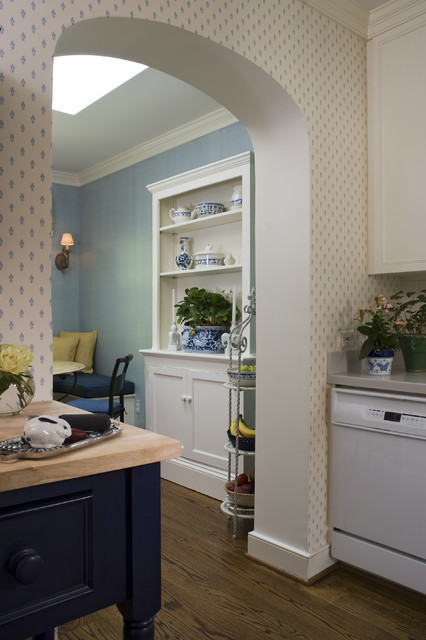 Kathy Corbet Interiors - Traditional - Kitchen - Richmond - by Kathy Corbet Interiors