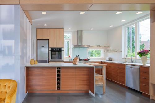 maintenance dream kitchen countertops options