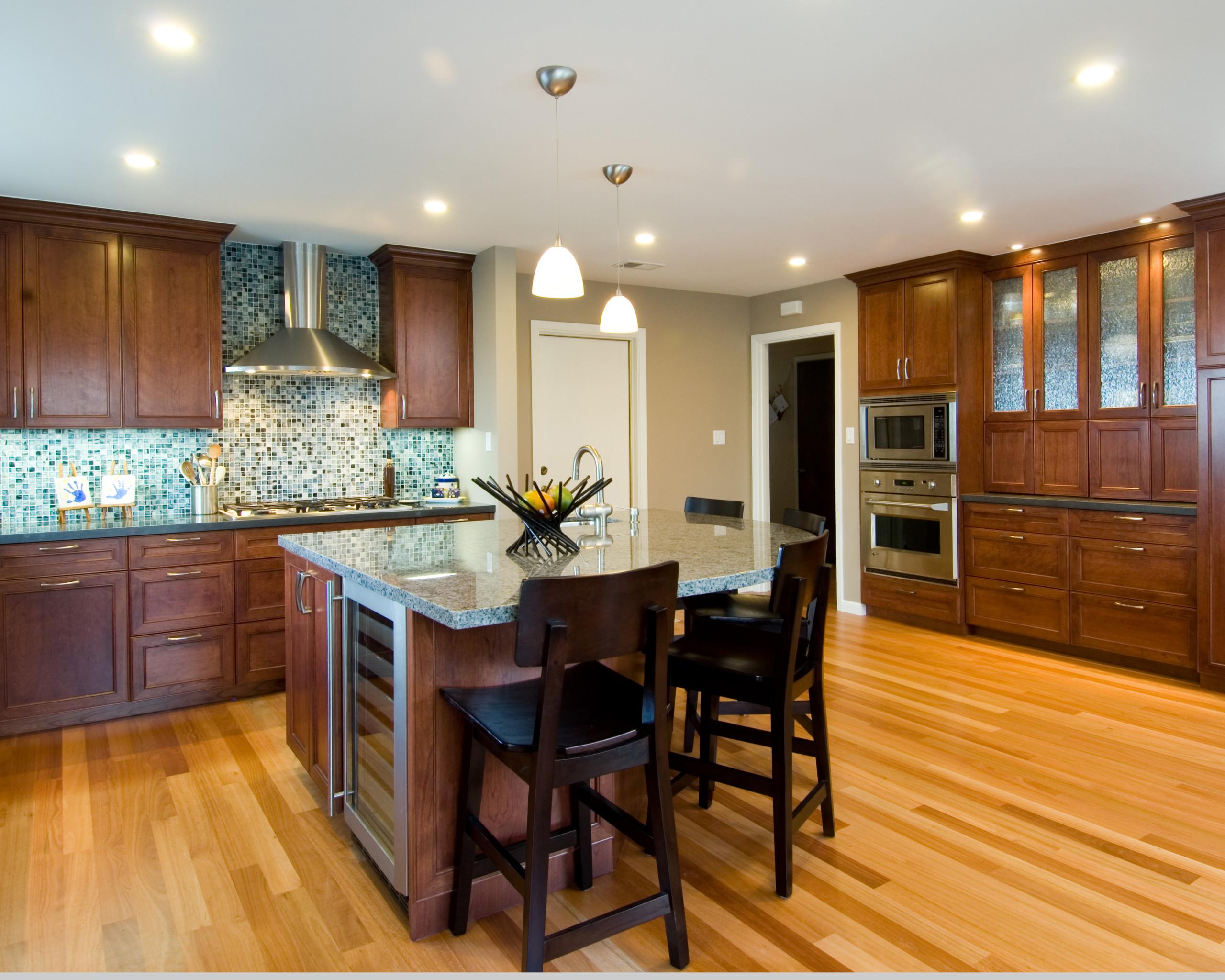 Family Style Kitchen