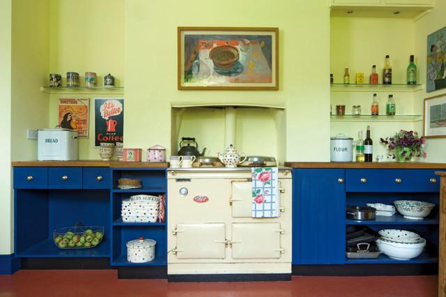 Stilmix Küche in Dorset