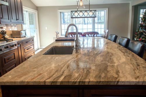 Is Fantasy Brown granite?