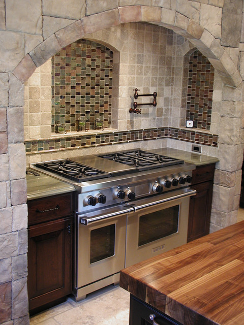 High Quality Fantasy Kitchen Traditional Kitchen