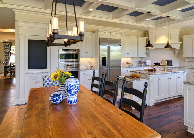 Farinelli Construction Inc eclectic-kitchen