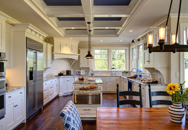 Farinelli Construction Inc eclectic kitchen