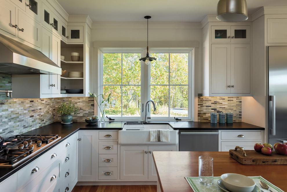 Farm Home/Rustic - Traditional - Kitchen - Minneapolis ...