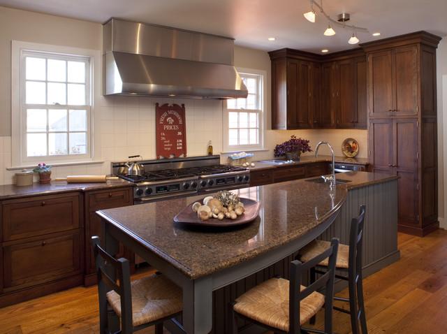 Farm House 2 eclectic-kitchen