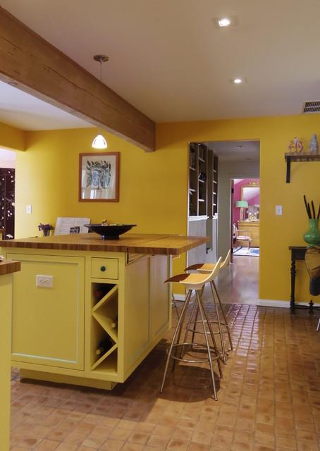 Farm House remodel & addition farmhouse-kitchen