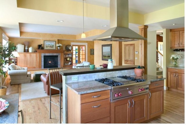 Farm House Revival traditional-kitchen